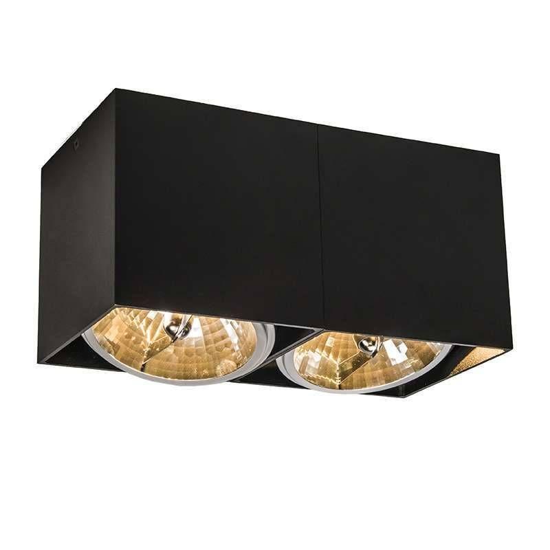 Mooie Technische Spot Die Is Voorzien Van 2x 50 Watt Qr111 Halogeen Lampen Deze Halogeen Lampen Werken In Comb Moderne Verlichting Verlichting Huisverlichting