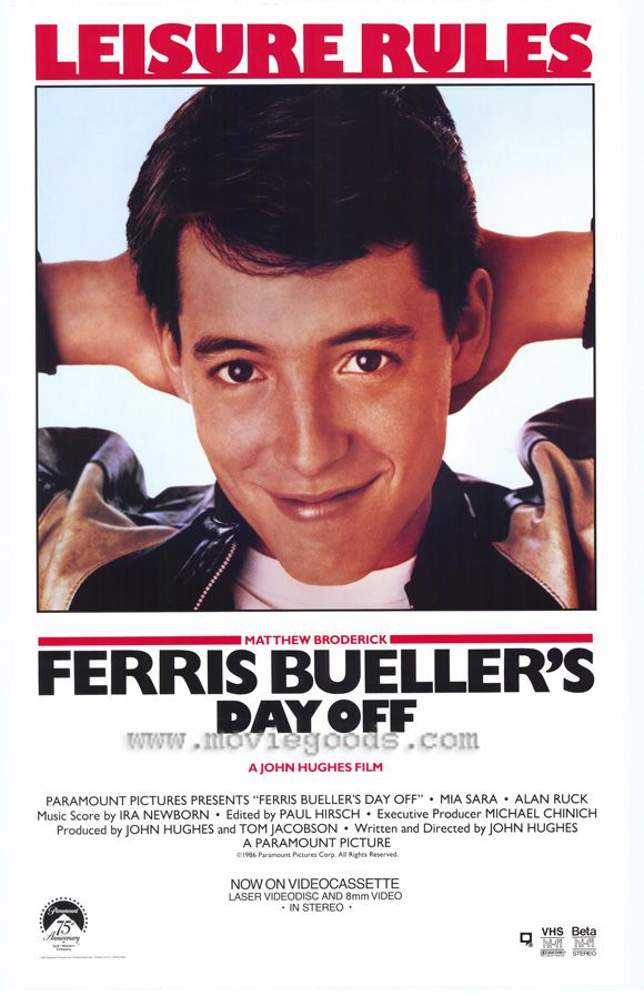 Movies Filmed In Chicago With Images Ferris Bueller S Day Off