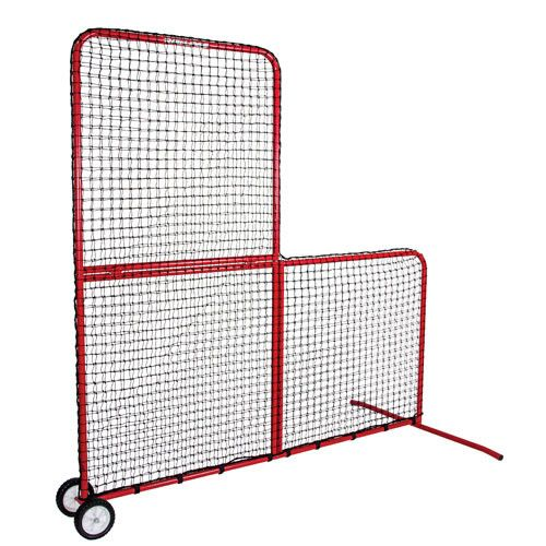 Rawlings L Screen Baseball Basketball Court Flooring Simple Storage