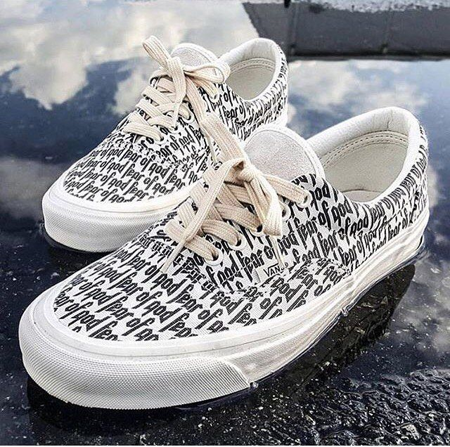 589 Likes 9 Comments Yeezy X Fear Of God Yeezyxfog On Instagram Are You Ready For The Incoming Fearofgod Fog X Va Sneakers Shoes Mens Sneakers Men