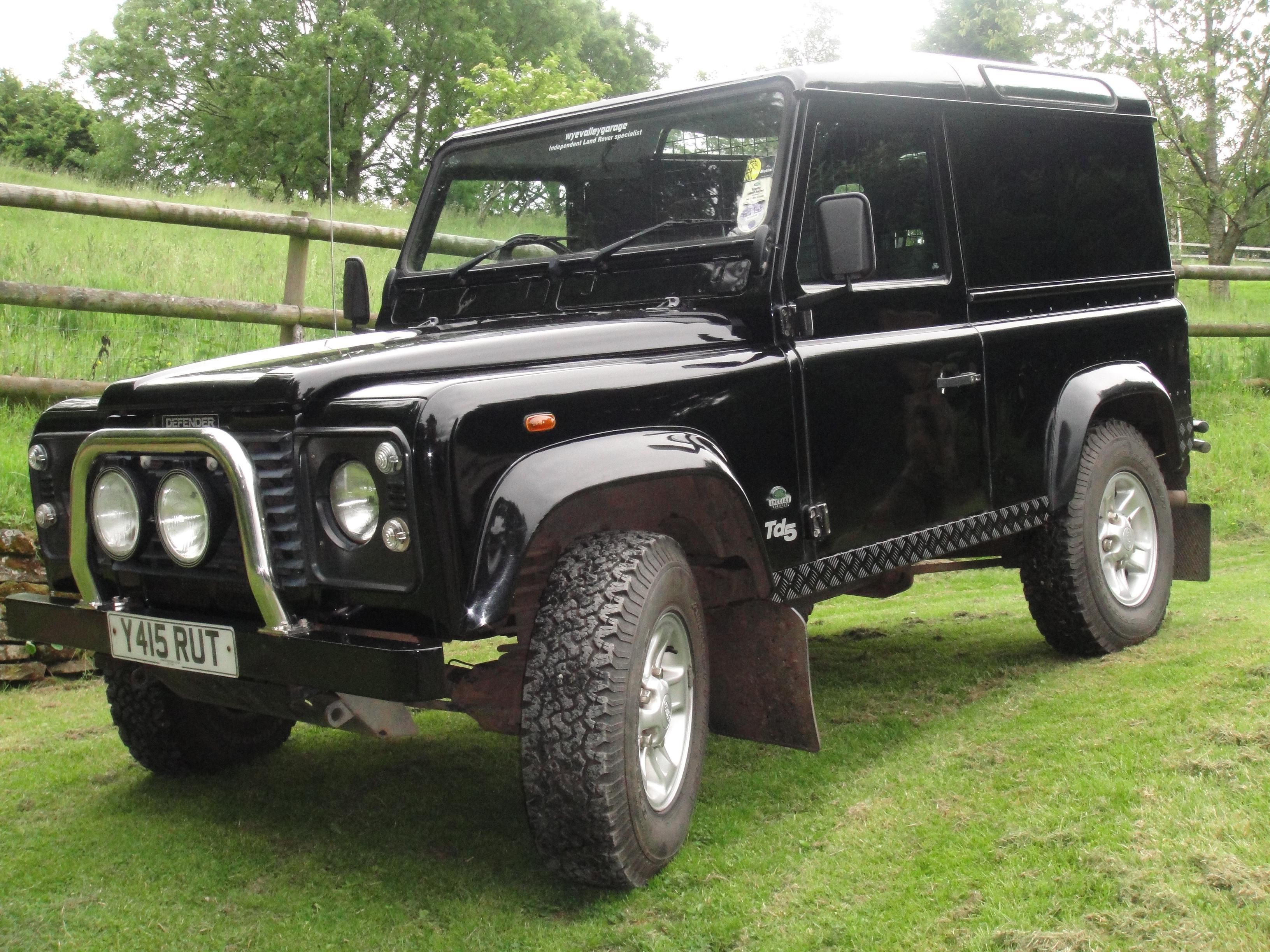 vehicles land luxury for defender sale fusion rover landrover motors