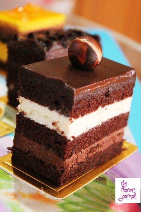 Dapur Cokelat the cakes Opera Cake and Foods