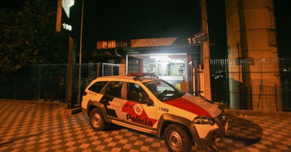 Criminosos atacam bases da Polícia Militar na capital paulista