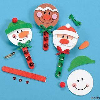 Manualidades con palitos de helado para navidad buscar - Trabajos manuales de navidad para ninos de primaria ...