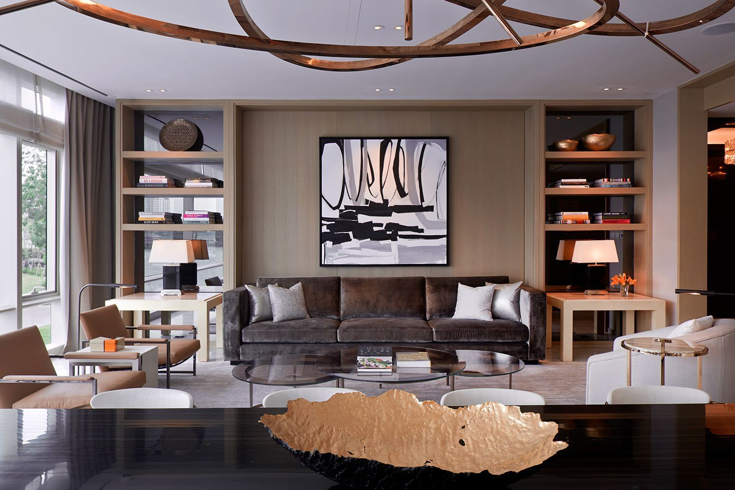29 Stunning Living Rooms For Every Type Of Style Luxury Home