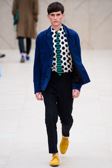 Burberry Prorsum | Spring 2014 Menswear Collection | Style.com