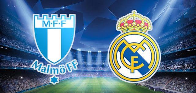 UEFA Champions League Live: Watch Real Madrid vs Malmo Live Tv