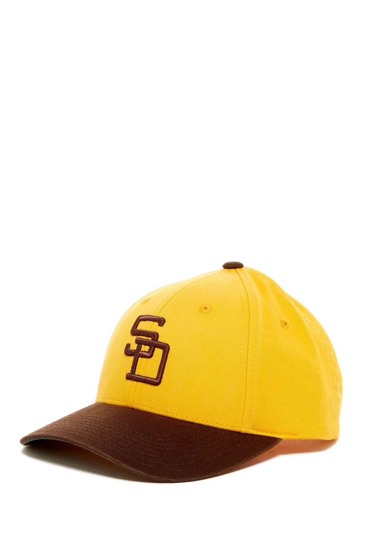 San Diego Padres 72 Pastime Baseball Cap  c6e52bdb85f