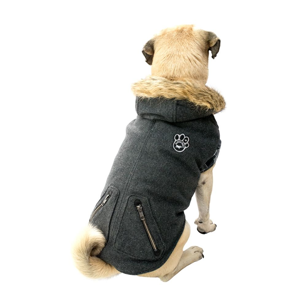 Dog Outerwear Raincoats Canada Pooch Stylish Dogs Pooch Raincoat [ 1000 x 1000 Pixel ]
