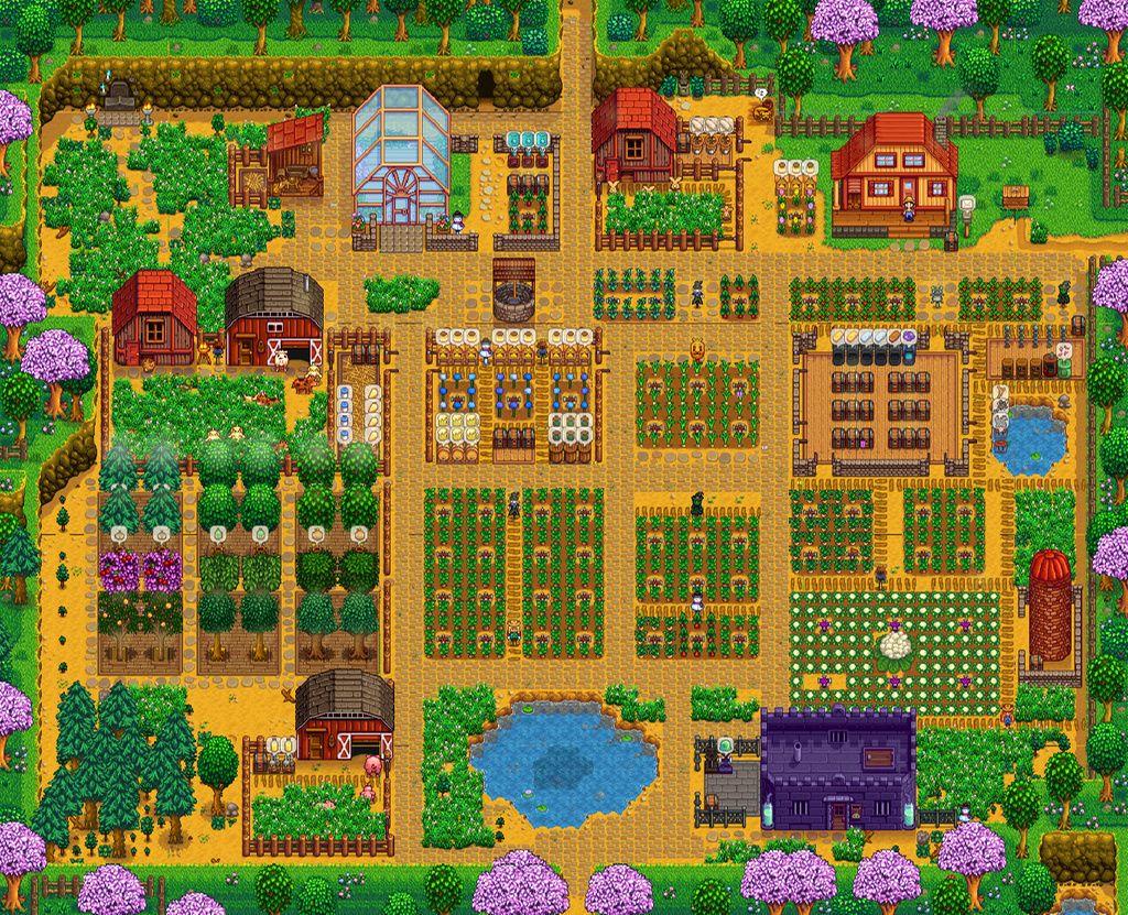 Die besten 25 stardew valley layout ideen auf pinterest for Sims 3 spielideen