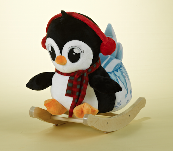 Chilly The Penguin Rocking Chair Rocking Chairs Toys