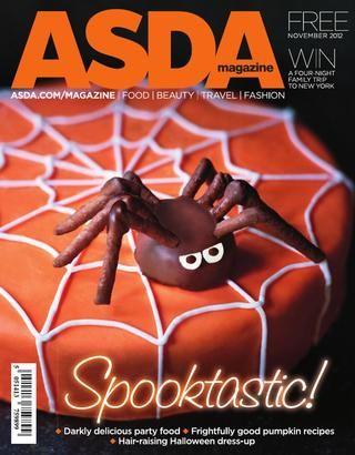 Asda Magazine November 2012