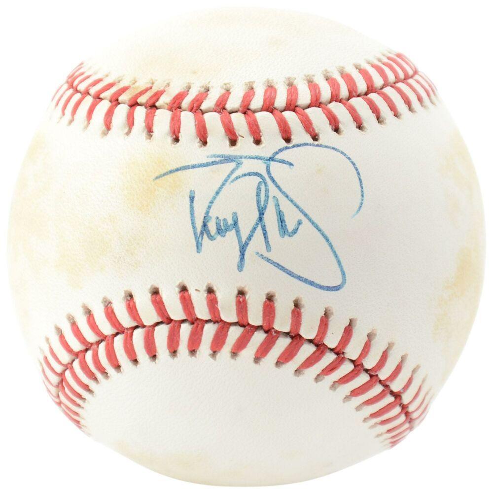 Darryl Strawberry New York Yankees Autographed Baseball Bas Sportsmemorabilia Autograph Baseball New York Yankees Mets Team Darryl Strawberry