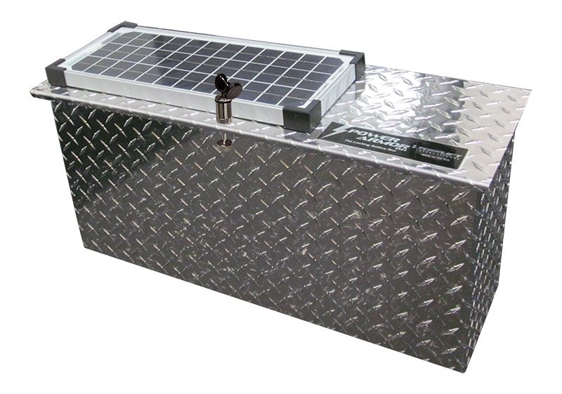Protect And Charge Your Batteries In Torklift S New Solar