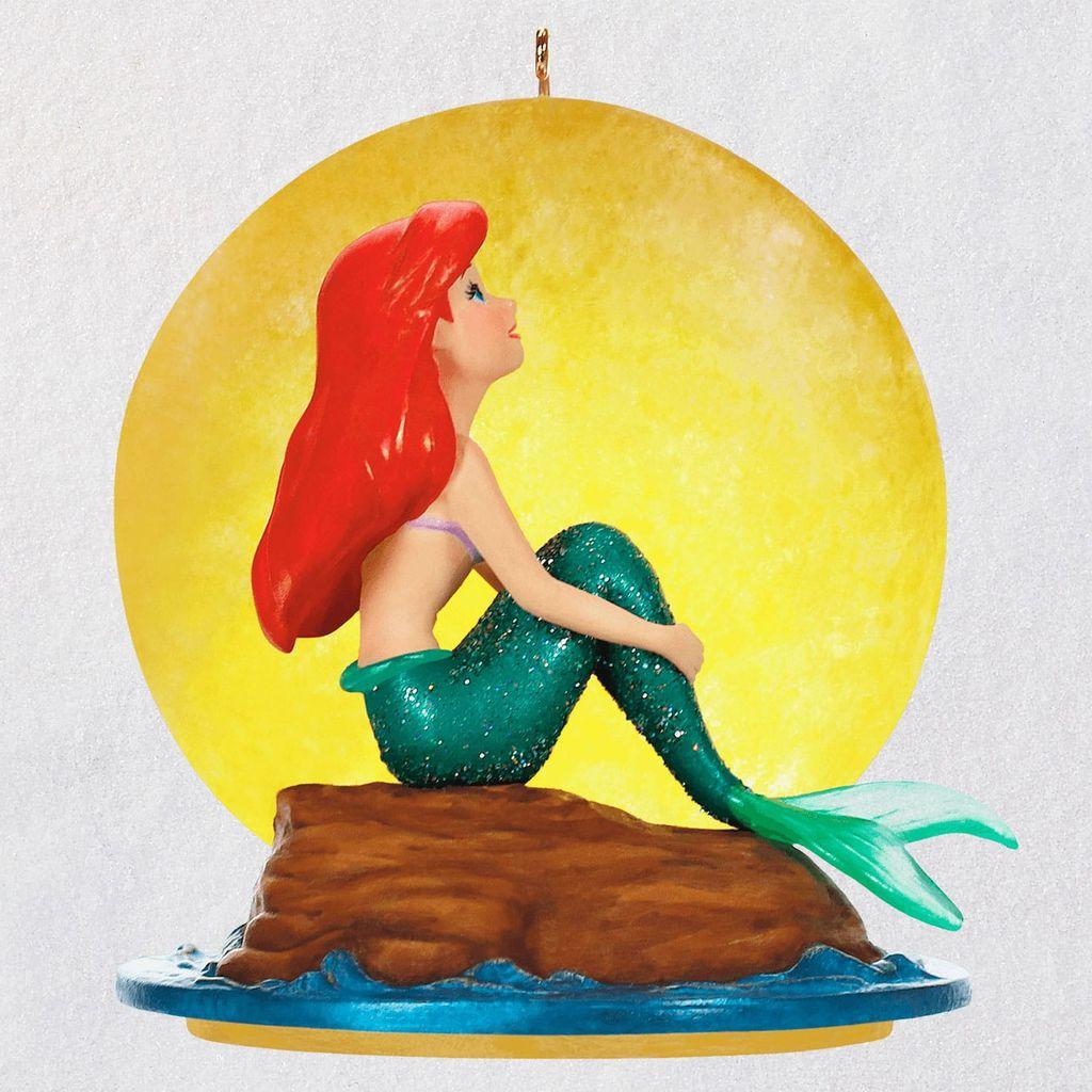Trust /& Pixie Dust Ornament 2018 Hallmark Keepsake Disney Peter Pan Faith