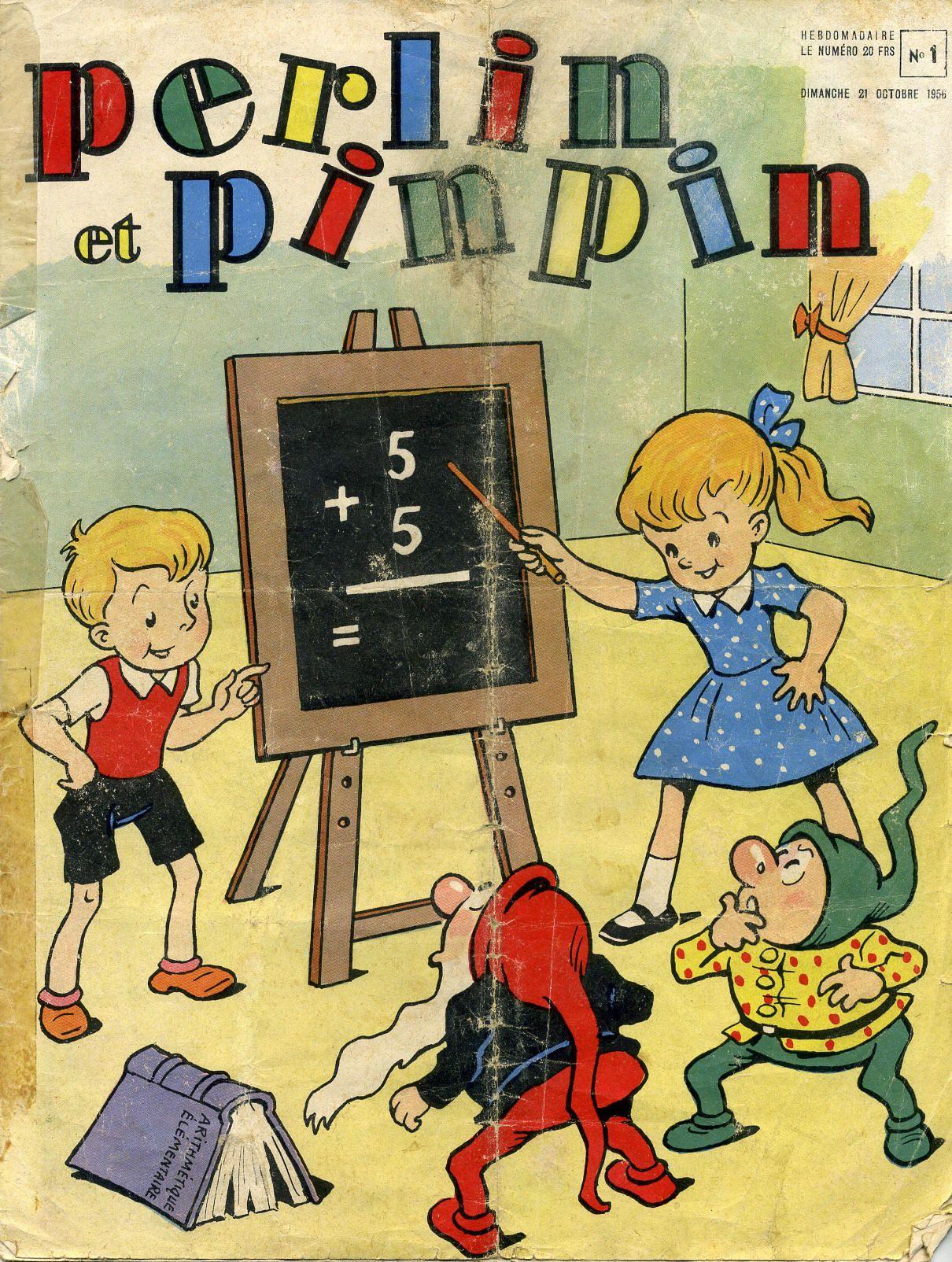 Perlin Pinpin - numéro 1