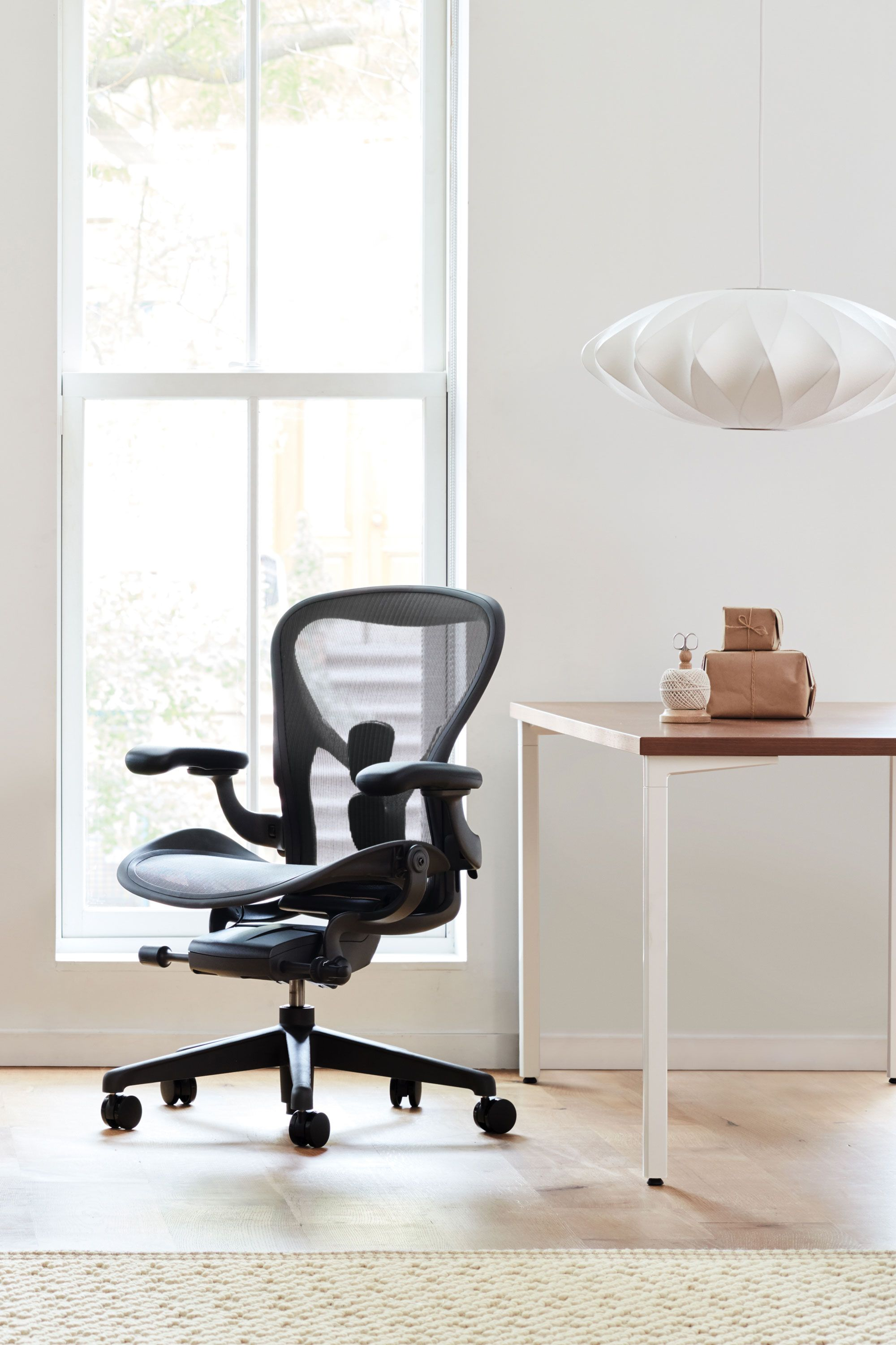 Aeron Chair Midcentury Modern Dining Chairs White Leather Dining Chairs Accent Chairs For Living Room