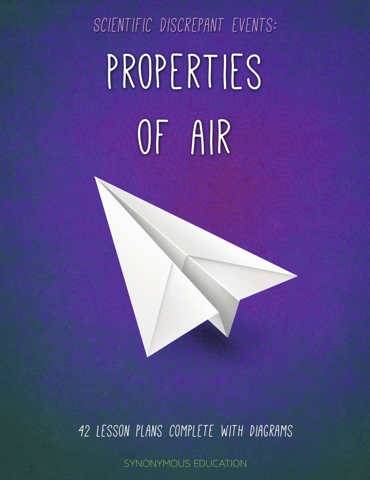 Properties Of Air Science Discrepant Events Resource