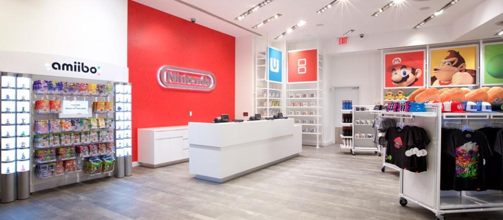 Nintendo New York Official Nintendo Store In Nyc Nintendo Store Nintendo News Nintendo
