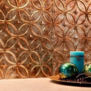 Decorative Wall Tile Panels Fasade 24 Inx 18 Inrings Pvc Decorative Backsplash Panel In
