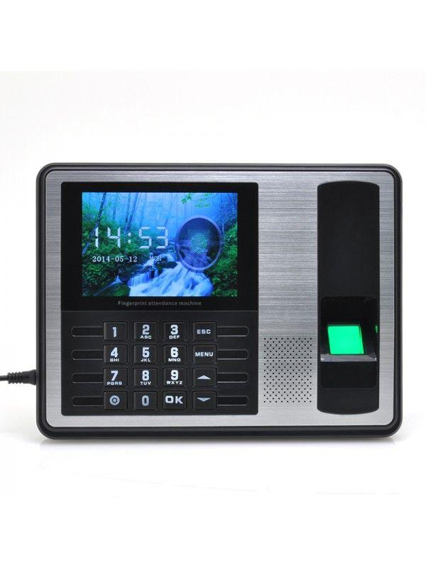 Self-Service Fingerprint Time Attendance