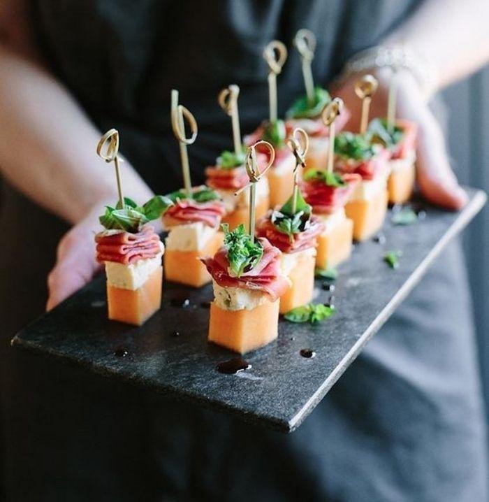 1001 + idées gourmandes de tapas recette facile et rapide #aperodinatoirerapidefacile Les petits ...