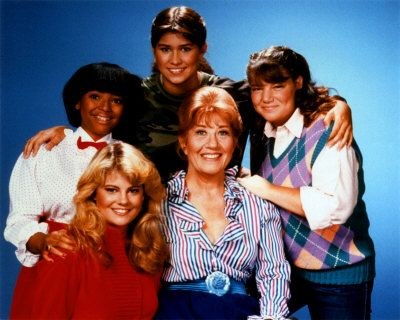 The 10 Funniest 80s Female TV Sitcom Characters | TV shows / Actors