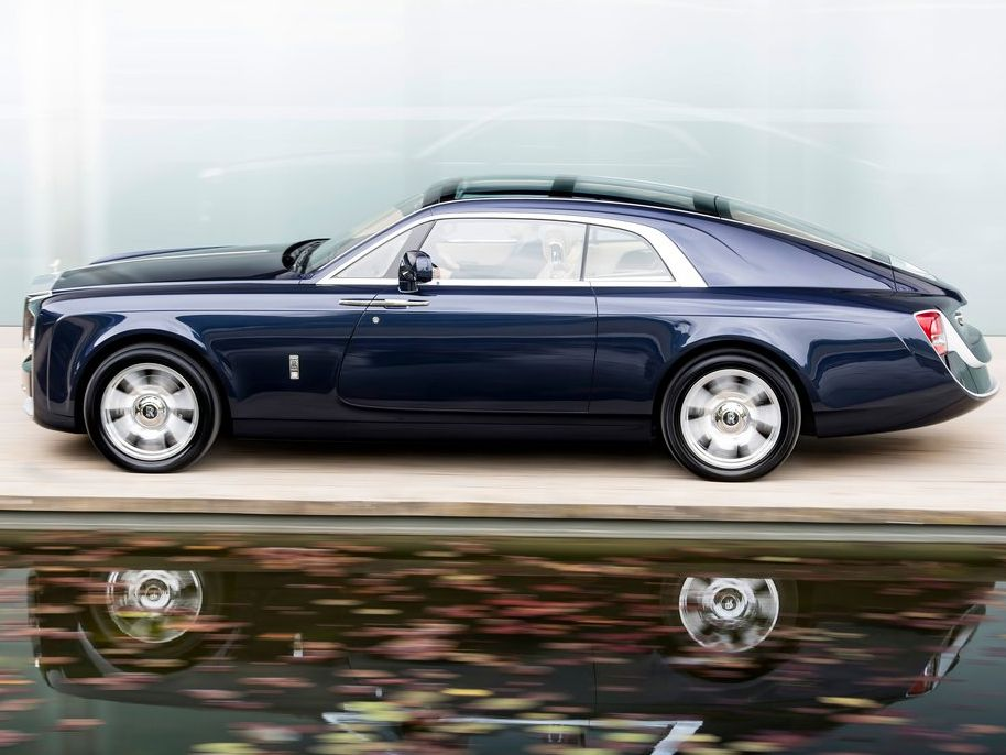 Rolls Royce Sweptail Top 5 Most Expensive Cars 2018 Rollsroyce