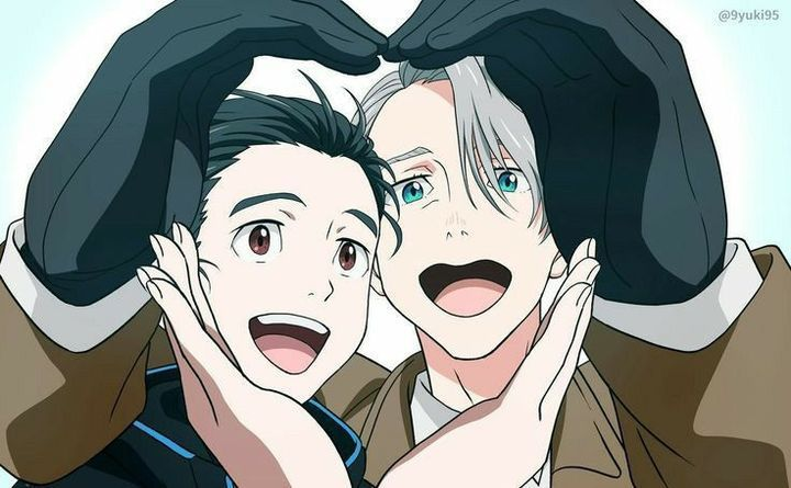 Yuri!!! On Ice Picture Book 2 - #83 Stories 7!