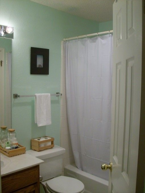 Valspar - Mint Whisper Our new master bedroom paint color! Home