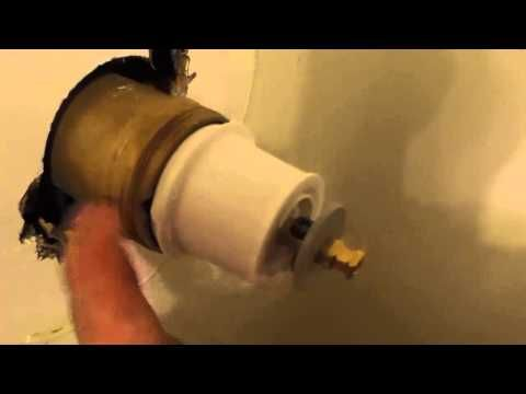Delta 1300 1400 Shower Faucet Repair Detailed Step By Step