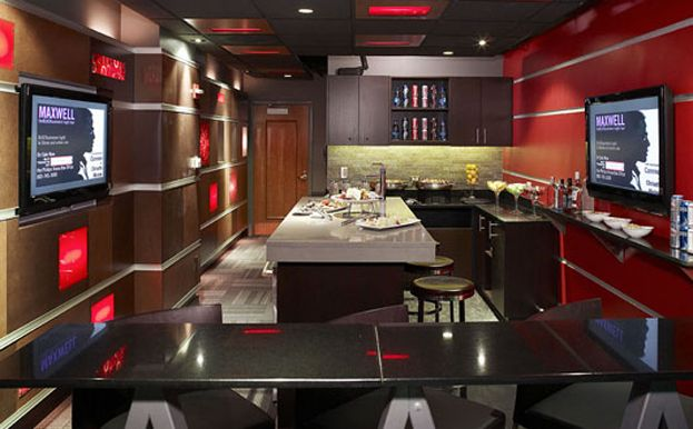 Philips Arena Suite Sports Facilities Home Decor Cool