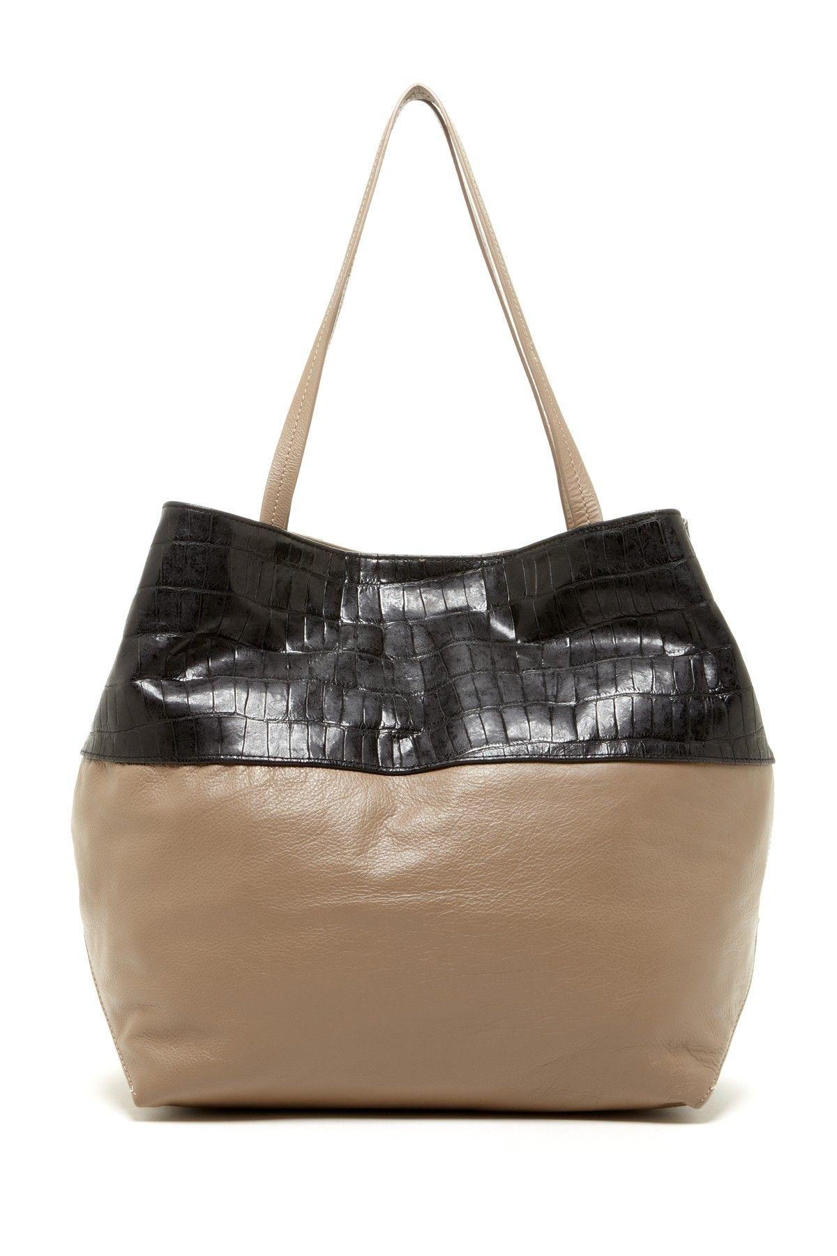 Joie Handbags Huntley Colorblock Tote Bags