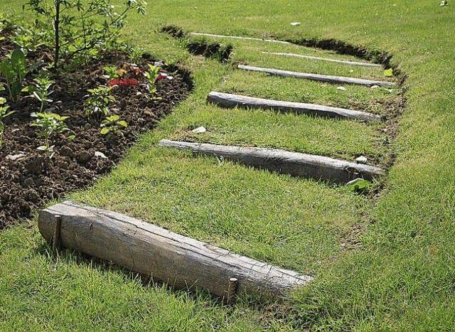 Conseils pratiques pour créer un escalier dans son jardin et