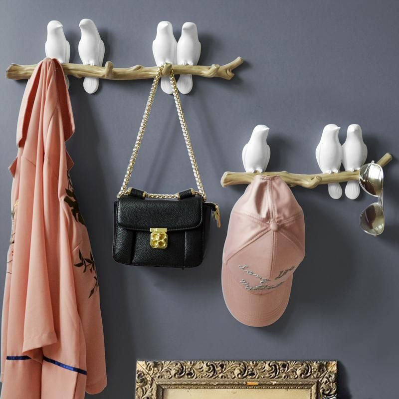 Details about  /Robe Hook Bathroom Hooks for Towels Key Bag Hat Hooks Wall Mounted Hangers