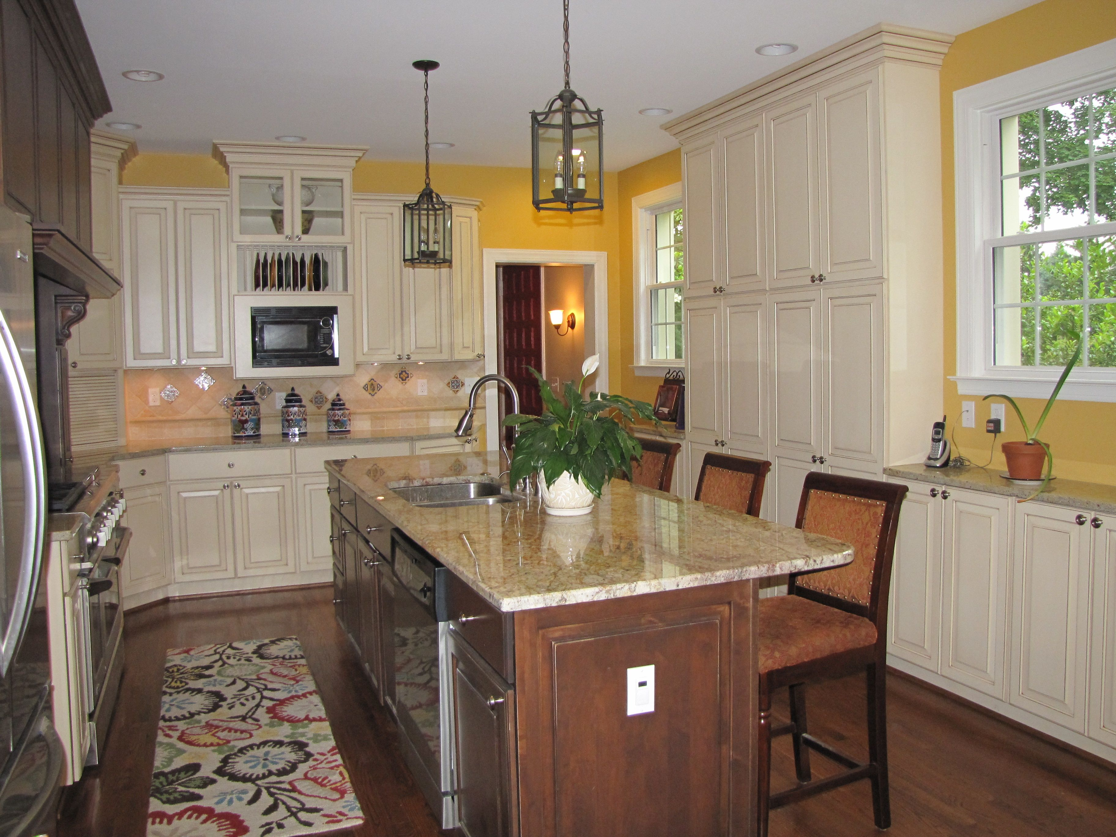 New Shallow Kitchen Wall Cabinets