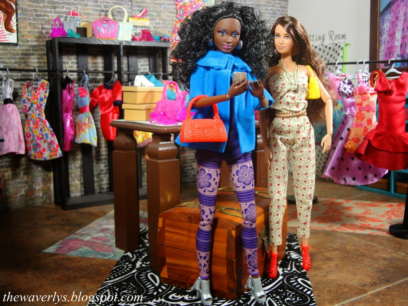 """Barbie® Career of the Year Film Director - African-American 