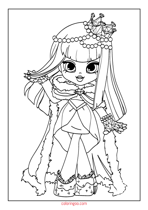 Shopkins Dolls Pdf Coloring Page Shopkins Colouring Pages Shopkins Coloring Pages Free Printable Shopkin Coloring Pages
