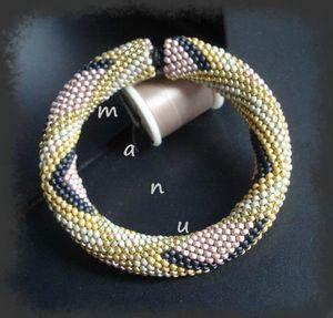 et la version bracelet: