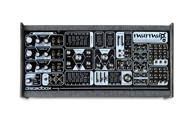 MATRIXSYNTH: Dreadbox Introduces the Murmux 2 Limited Edition A...