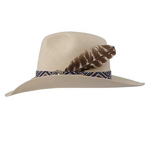 Charlie 1 Horse CWODHG-213474 Old Hag Felt Hat in Bone