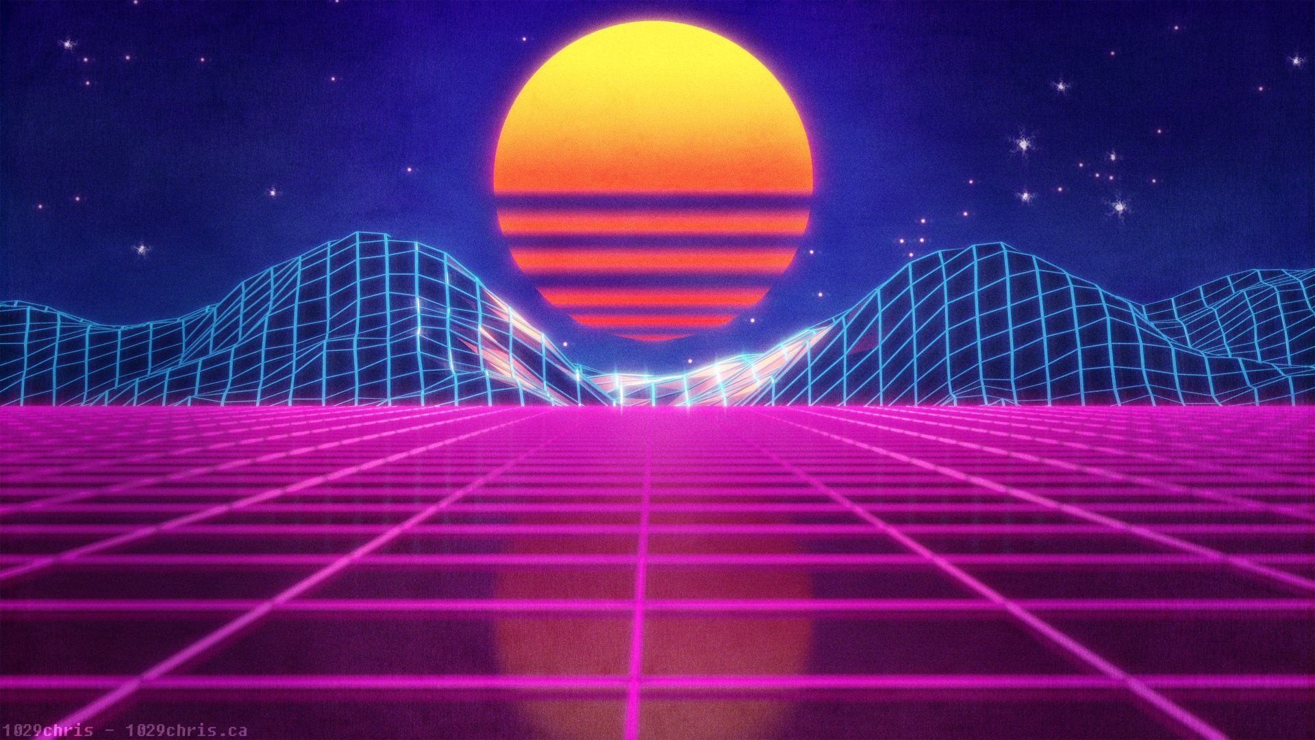 4320x2430 Retro Wave Wallpaper Background Image View Download Comment And Rate Wallpaper Abyss In 2020 Background Images Wallpapers Neon Wallpaper Retro Waves