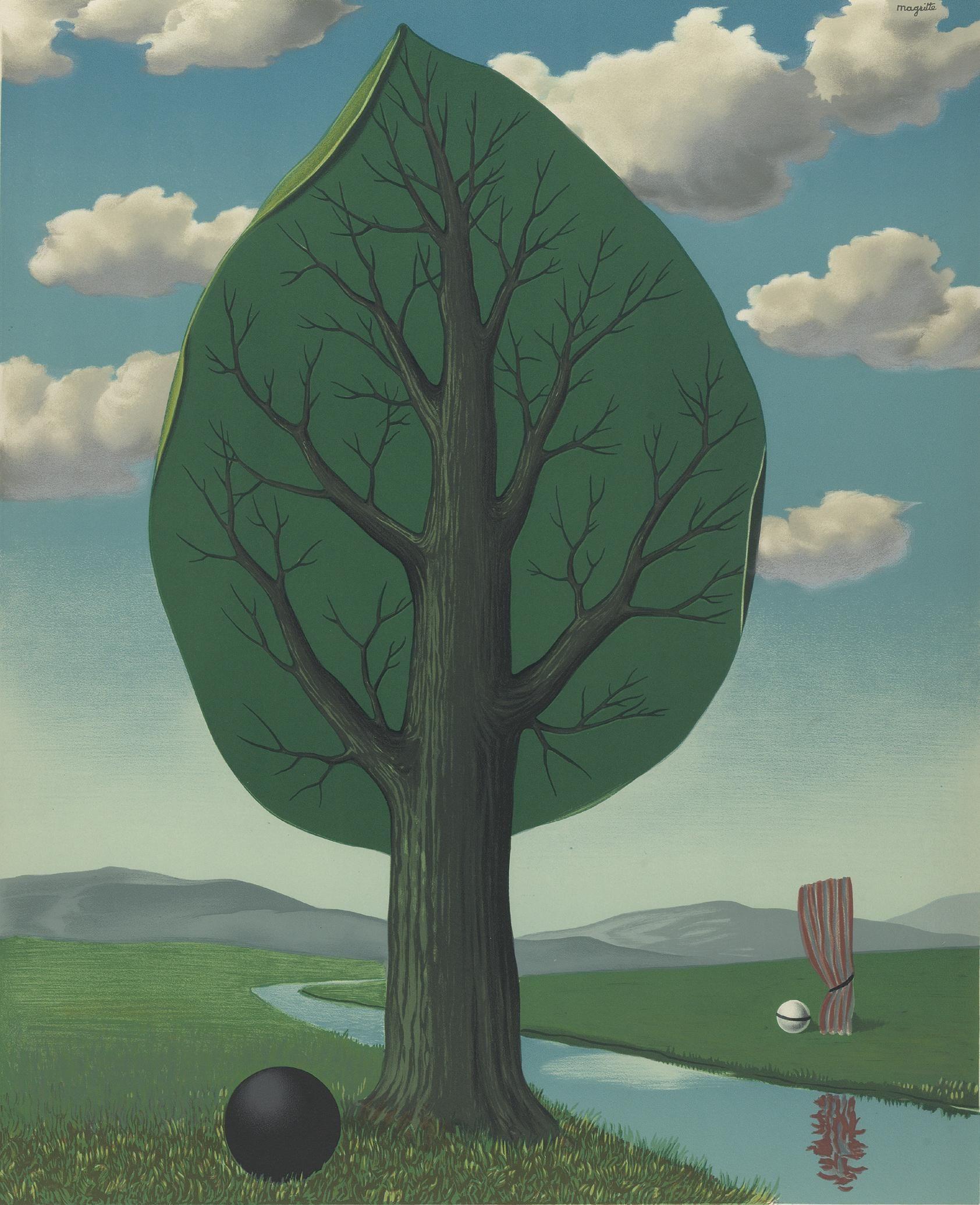 """Rene Magritte...""""La Géante."""""""