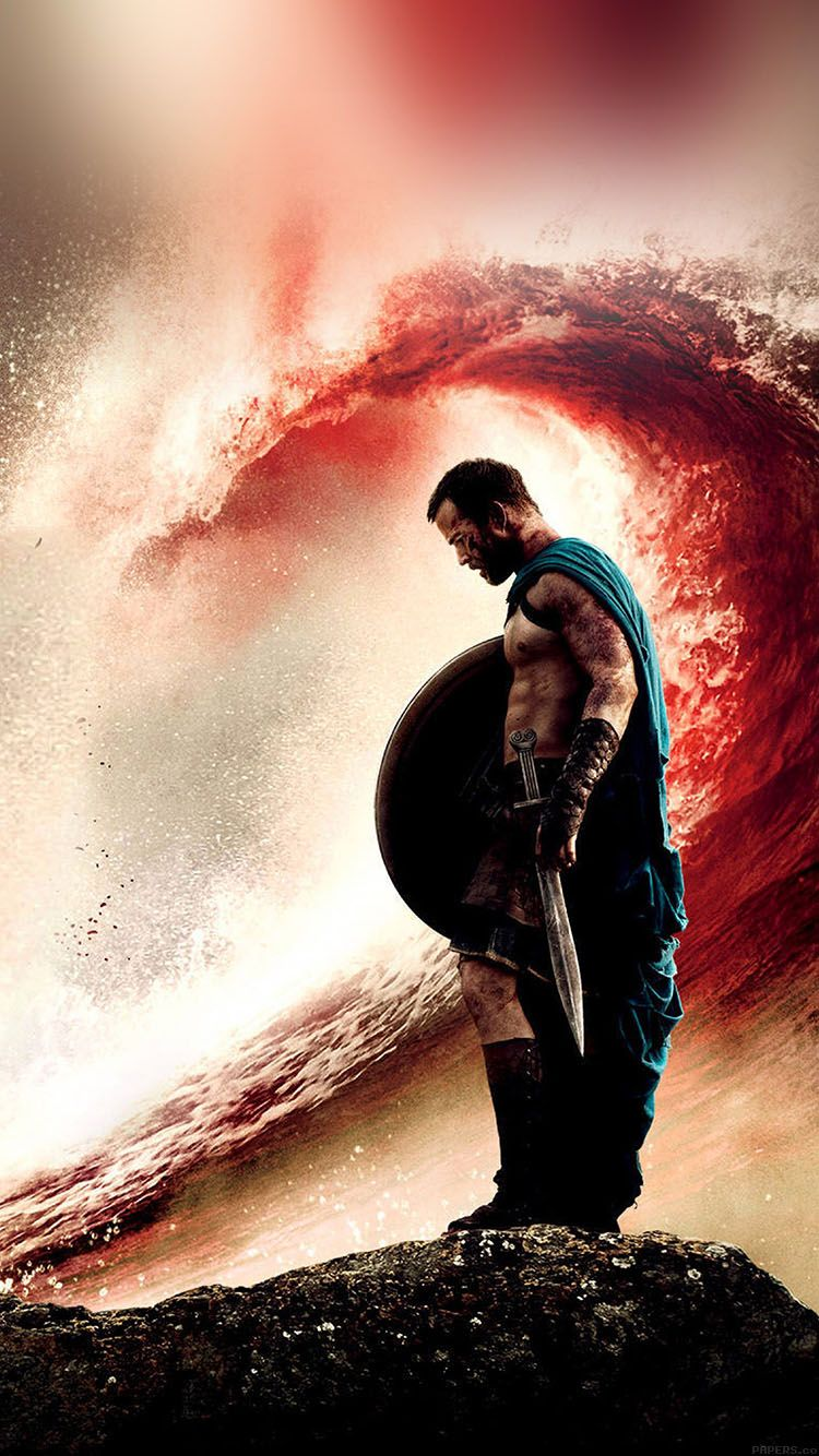Ha84 Wallpaper 300 Rise Of An Empire Wave Film Spartan Warrior 300 Movie Badass Movie