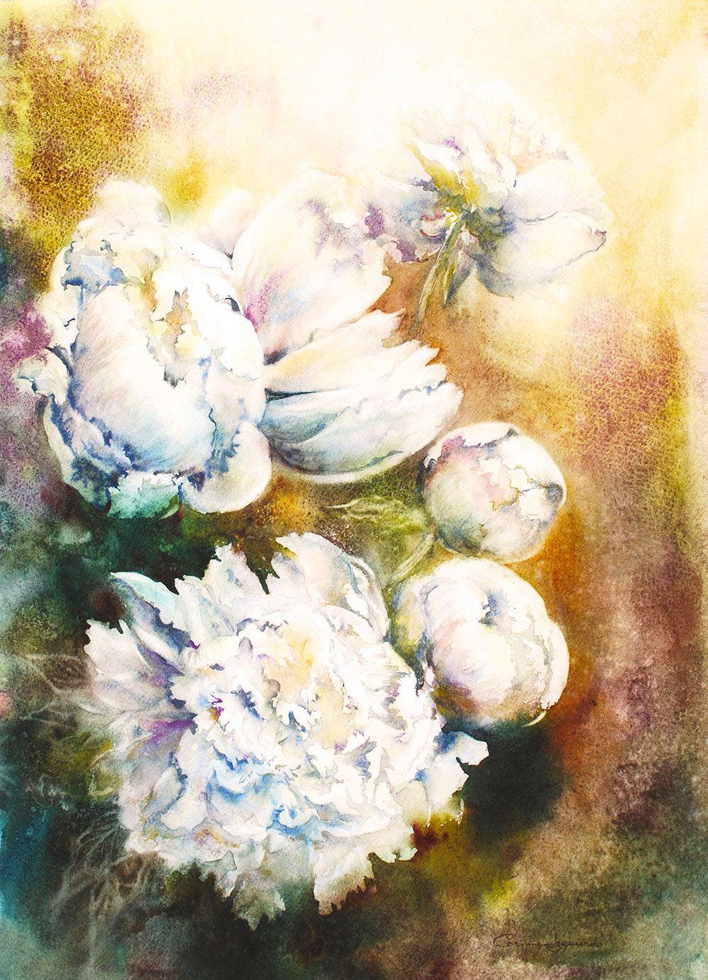 Corinne izquierdo aquarelliste aix en provence for Artiste peintre narbonne