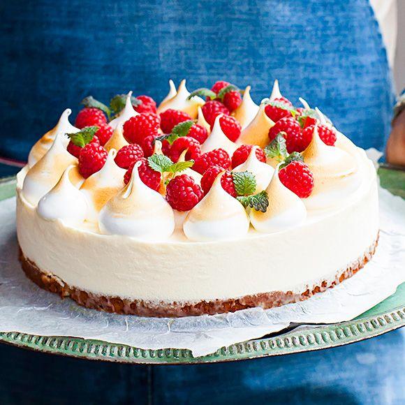 lemon curd tårta ica