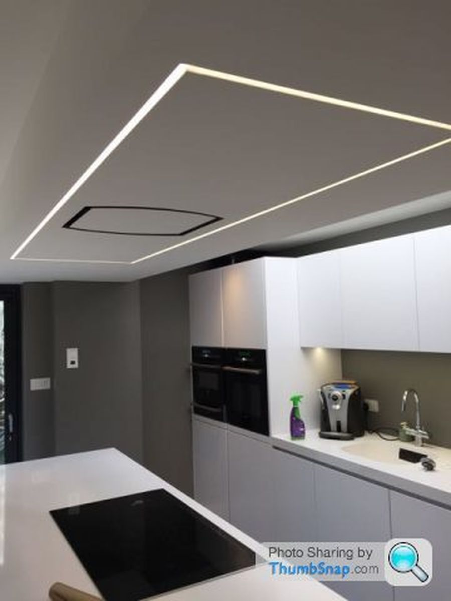 65 Modern Contemporary Led Strip Ceiling Light Design Contemporarykitchenceilinglights Design Eclairage Interieur Plafonnier Led Design Plafond Design