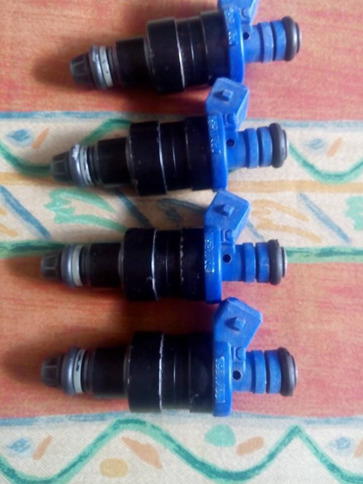 Sierra Cosworth Yb Blue Fuel Injectors Iw 044 Weber Ford Sierra Ebay Fuel