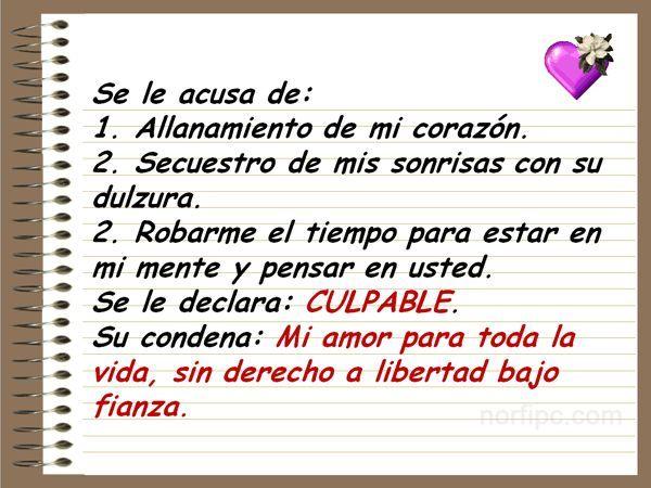 Frases De Amor Bonitas Y Románticas Para Facebook Versos