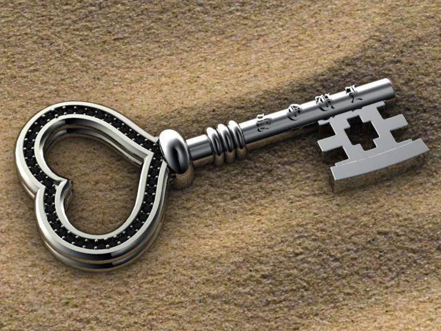 Colgante llave antigua llaves antiguas candados y buena for Llaves para lavabo antiguas